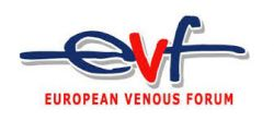 European Venous Forum logo