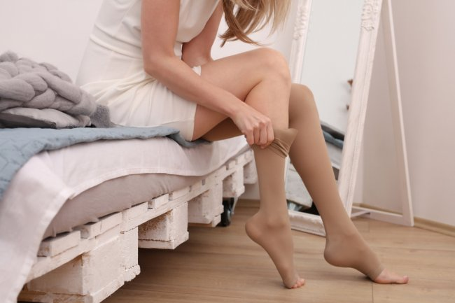How compression stockings can help reduce the Impact of Cold Weather on Circulation